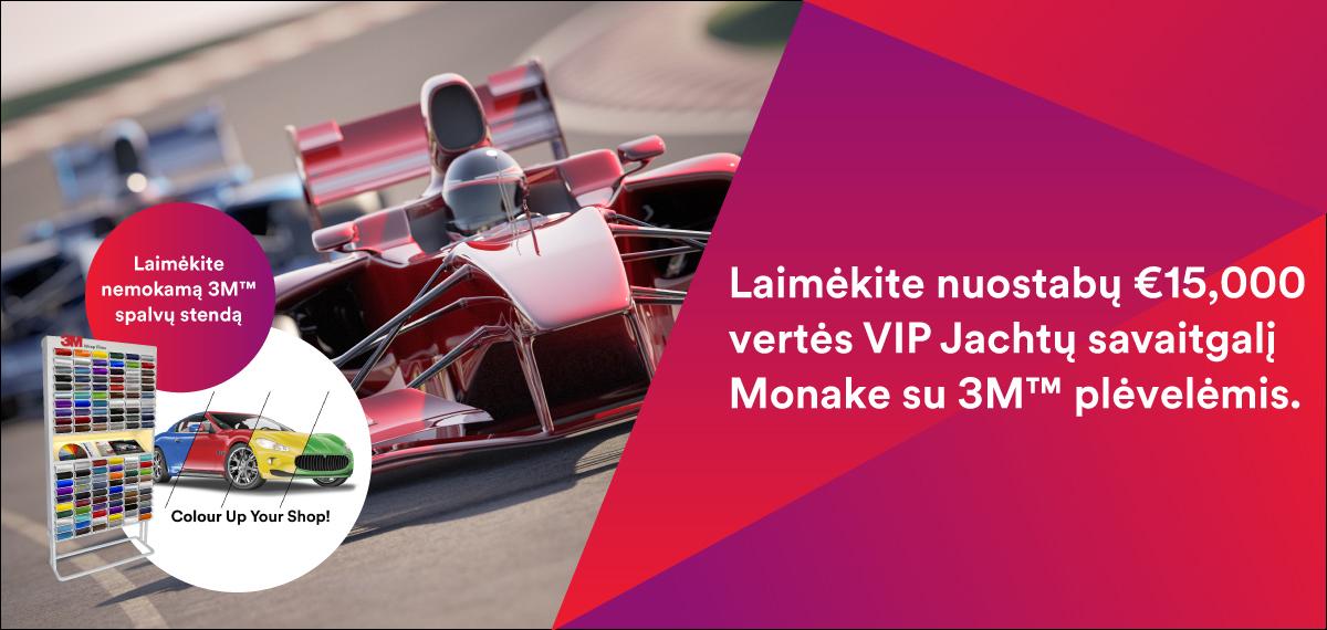 Win a weekend in Monaco!